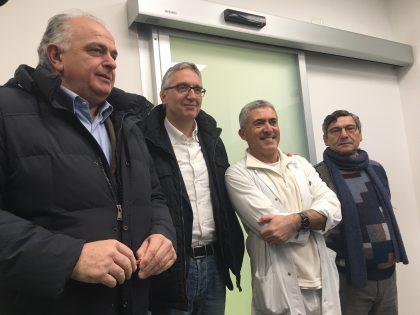 Inaugurato il nuovo pronto soccorso di Urbino