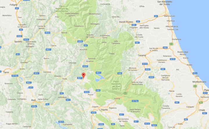 Terremoto: a Roma scossa di magnitudo 4.5. Epicentro fra Lazio e Abruzzo