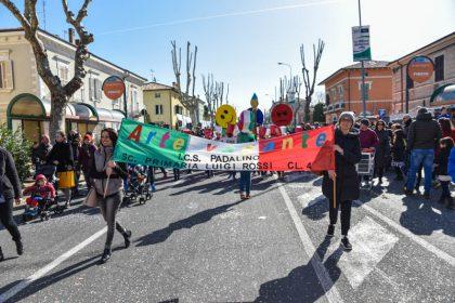 Carnevale dedicato ai bambini - Ph Massimo Maggioli
