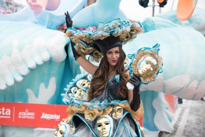 Carnevale di Fano, le foto della prima domenica