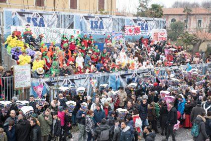 Carnevale di Fano, ecco il programma della seconda sfilata