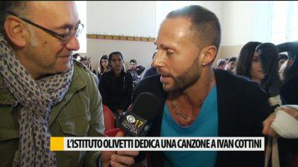 L'ISTITUTO OLIVETTI DEDICA UNA CANZONE A IVAN COTTINI