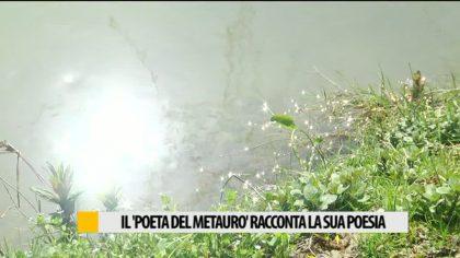 """Il """"Poeta del Metauro"""" racconta la sua poesia – VIDEO"""