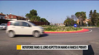 "Rotatorie ""creative"": duplice restyling per Fano – VIDEO"