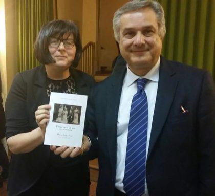 """Minardi, Regione Marche alla presentazione del libro """"L'altra parte di noi. Storie di emigranti"""""""