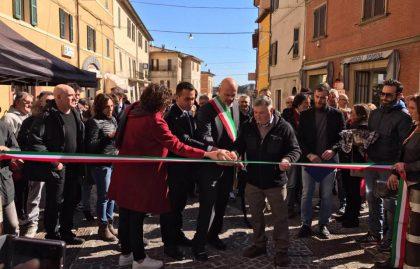 Fossombrone, Di Maio inaugura la 33esima Mostra del Tartufo Bianchetto