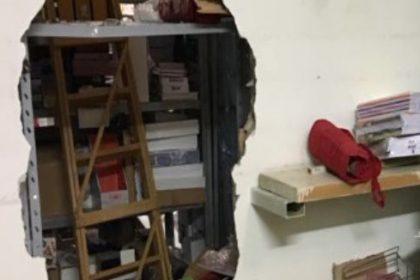 Terzo furto alla tabaccheria del vallato: bottino ingente  – VIDEO