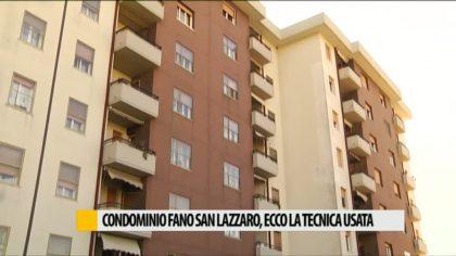 Condominio San Lazzaro, ecco la tecnica usata – VIDEO