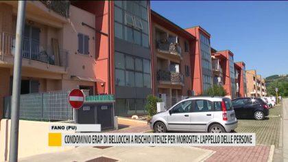 Condominio Erap di Bellocchi a rischio utenze per morosità: l'appello – VIDEO