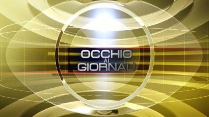 Occhio ai GIORNALI 19/04/2017