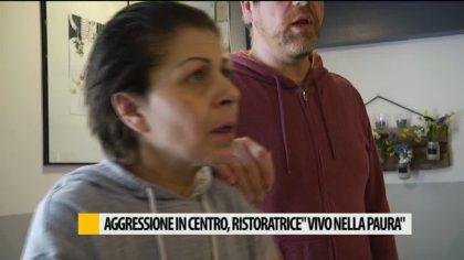 """Aggressione in centro storico, ristoratrice """"vivo nella paura"""""""