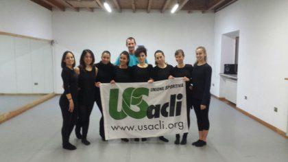 """""""Donne in movimento""""  il corso gratuito di autodifesa organizzato dall'U.S. Acli"""