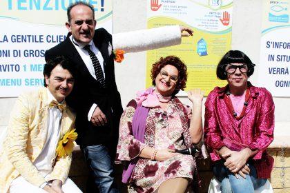 Pesce Azzurro Show, con i comici del San Costanzo su Fano TV