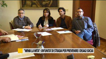 """""""Wiwa la wita"""": un'unita' di strada per prevenire i disagi sociali"""