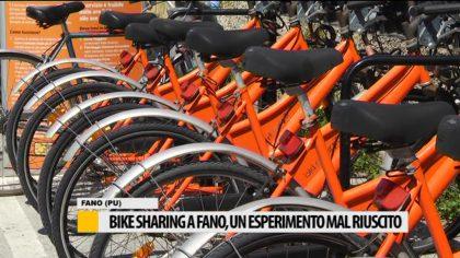Bikesharing a Fano, un esperimento mal riuscito
