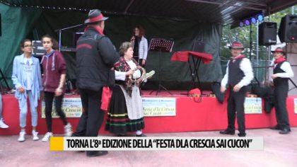 """Torna l'8^ edizione della """"Festa d'la Crescia sai Cucon"""" – VIDEO"""