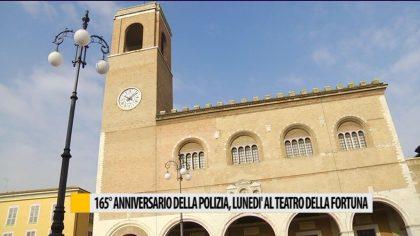 165° anniversario della polizia, lunedi' al teatro della fortuna