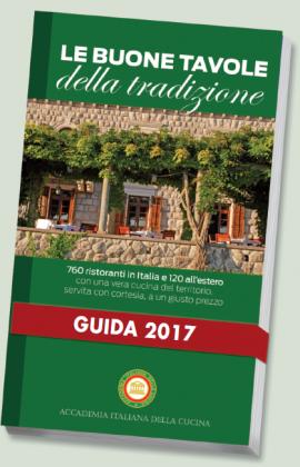 """L'osteria """"dalla Peppa"""" premiata dall'accademia italiana della cucina"""