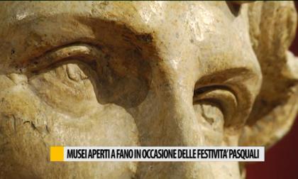 Musei aperti a Fano in occasione delle festività pasquali – VIDEO
