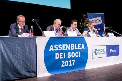 BCC Fano: l'Assemblea dei Soci approva il bilancio