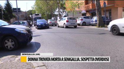 Donna trovata morta a Senigallia, sospetto overdose – VIDEO