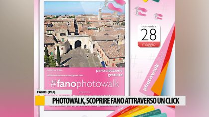 Photo Walk, scoprire Fano attraverso un click