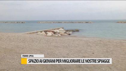 Spazio ai giovani per migliorare le nostre spiagge – VIDEO