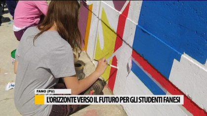 L'orizzonte verso il futuro per gli studenti fanesi  – VIDEO