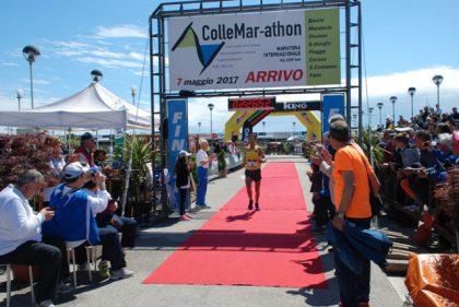 La vittoria della Collemar-athon 2017