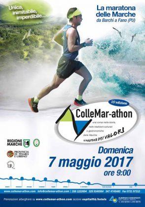 ColleMar-athon 2017: sport, turismo ,solidarietà