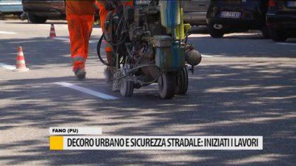 Decoro urbano e sicurezza stradale, iniziati i lavori