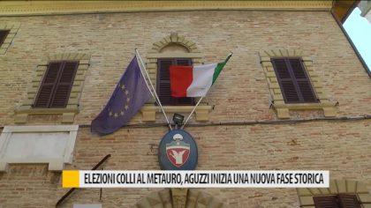 Elezioni Colli al Metauro, Aguzzi inizia una nuova fase storica