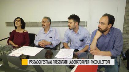 Passaggi festival, presentati i laboratori per i piccoli lettori