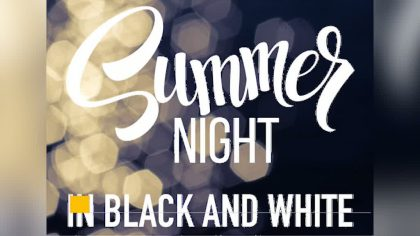 'Summer night in black and white' alla palazzina Sabatelli  – VIDEO