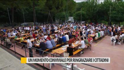 Terre Roveresche, un momento conviviale per ringraziare i cittadini – VIDEO