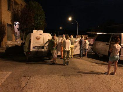 Incidente mortale a Calcinelli di Colli al Metauro