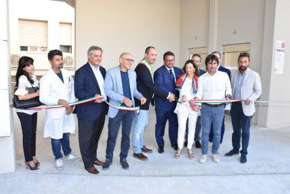 Sanità Marche Nord. Il San Salvatore di Pesaro inaugura una nuova palazzina