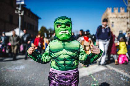 Venerdì a Fano si fa festa aspettando il Carnevale 2018