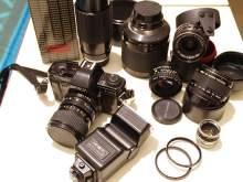 Ruba materiale fotografico. Arrestato Ucraino 39enne