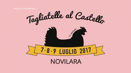 Tagliatelle al castello di Novilara 2017