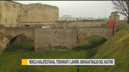 Rocca Malatestiana, terminati i lavori. Domani taglio del nastro – VIDEO