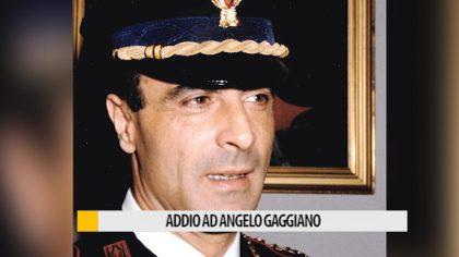 Addio ad Angelo Gaggiano