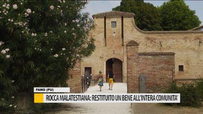 Rocca Malatestiana, restituito un bene all'intera comunità