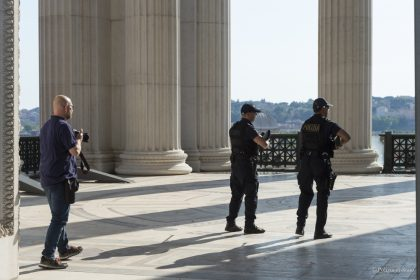 La Polizia di Stato svela il progetto del calendario istituzionale 2018.