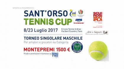Sant'Orso Tennis cup 2017