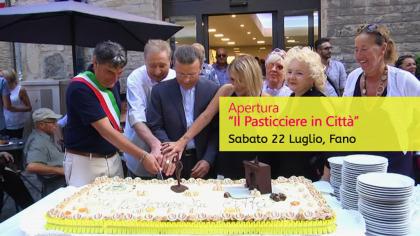 """Apertura """"Il Pasticciere in Città"""" (22 luglio 2017)"""