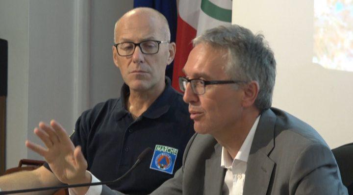 Sisma Centro Italia, Ceriscioli: nelle Marche ancora 32 mila sfollati