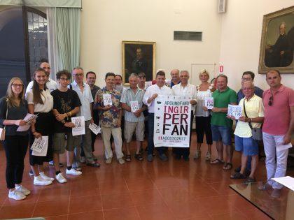 "Venerdì 11 agosto torna ""In Gir per Fan"""