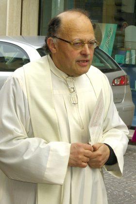 E' morto don Giorgio Giorgetti, colpito da infarto in bicicletta