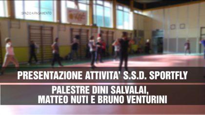 ASI Presentazione attività sportive S.S.D. Sportfly – prima puntata
